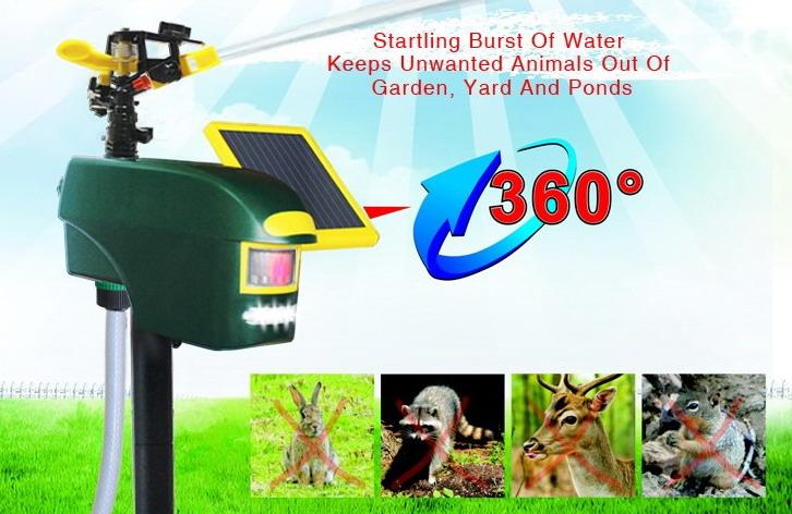 b90ae54c7 Vodný plašič zvierat ScareCrow-482 B060 VIP ver. plašič zvierat zväčšiť  obrázok
