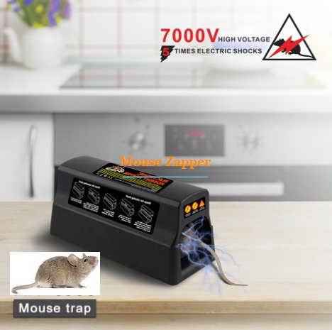 Ecological rodent trap - do not contain any poisons suitable for