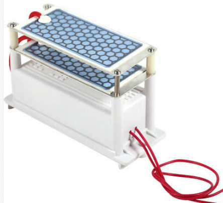 Ozone generator 10G for cleaning the area from rodents and mites